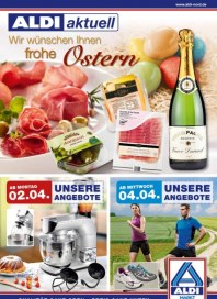 Aldi Nord Frohe Ostern April 2012 KW14 1