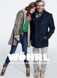 Wöhrl Starke Marken  im Winter 2011/2012 Oktober 2011 KW41