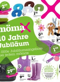 mömax Jubiläumsangebote März 2012 KW12