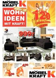 Möbel Kraft 120 Jubiläumsjahre März 2012 KW10