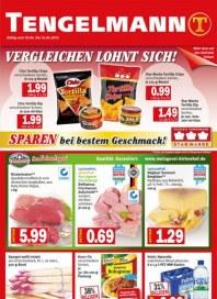 Tengelmann Vergleichen lohnt sich April 2012 KW15