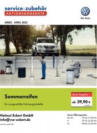 Volkswagen Angebote im Frühjahr 2012 Februar 2012 KW09