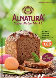 Alnatura Alnatura - Super Natur April 2012 KW14