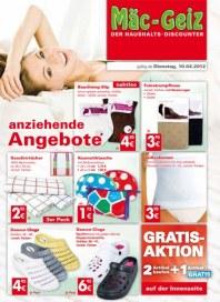 Mäc-Geiz Anziehende-Angebote April 2012 KW15