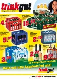 trinkgut Voll tolle Angebote April 2012 KW15