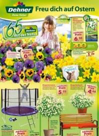 Dehner Pflanzen in Bestform April 2012 KW15