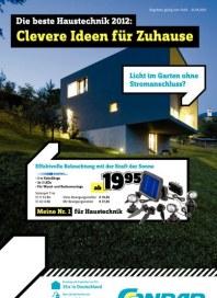 Conrad Clevere Ideen für Zuhause April 2012 KW15