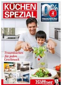 Höffner Traumküchen für jeden Geschmack April 2012 KW15