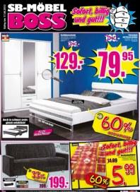MÖBEL BOSS Tolle, günstige Angebote April 2012 KW15