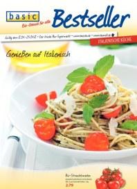 Basic Italienische Küche April 2012 KW15
