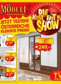 MÖBELIX Die kost fast nix Show April 2012 KW15