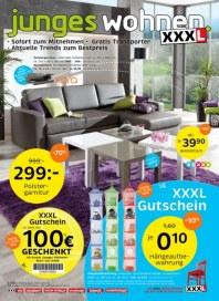 XXXL Möbelhäuser XXXL Möbelhäuser - Junges Wohnen März 2012 KW13 1