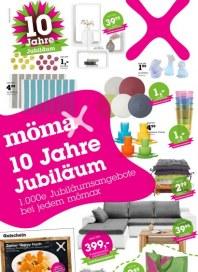 mömax Mömax - 10 Jahre Jubiläum April 2012 KW15