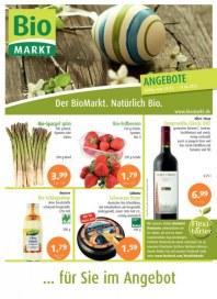 Biomarkt Biomarkt - Natürlich Bio März 2012 KW13