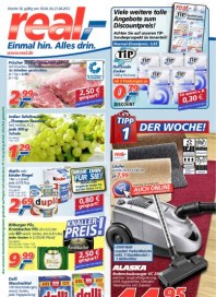 real,- Knaller-Preis April 2012 KW16