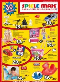Spiele Max Spielwaren Flyer April 2012 KW16