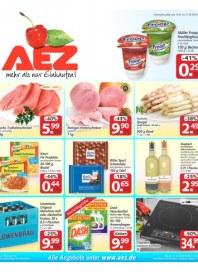 AEZ Sehr schön zum Einkaufen April 2012 KW16