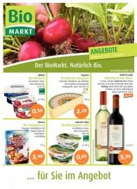 Biomarkt Biomarkt - Natürlich Bio April 2012 KW15