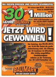 Globus Baumarkt Riesen-Preise April 2012 KW18