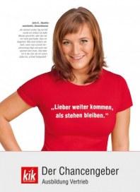 Kik Ausbildung Vertrieb Mai 2012 KW18